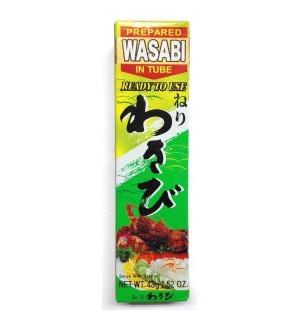 WASABI S&B/TIGER KHAN PASTA TUBO 43 GR