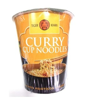 FID.NOODLES TIGER KHAN CURRY VASO 65 GR