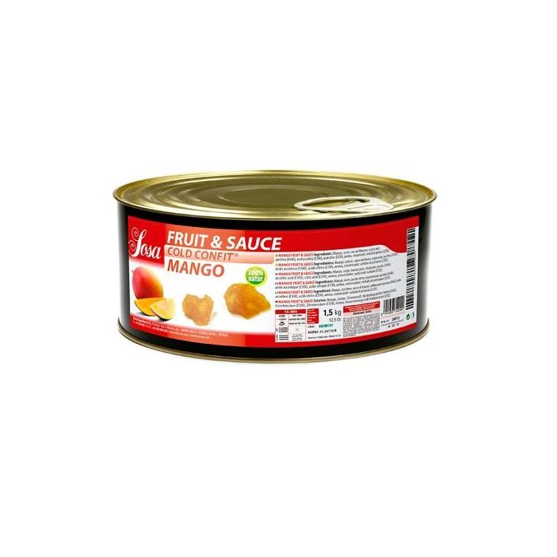 MANGO SOSA CONFITADO DADOS 1.5 KG