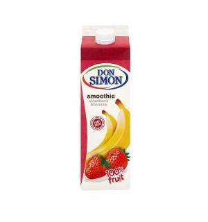 SMOOTHIE D.SIMON FRESA-PLATANO BK.750 ML