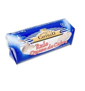 QUESO MARQUES CASTILLO CABRA RULO 140 GR
