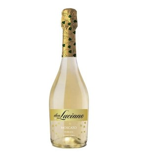 CHARMAT DON LUCIANO BLANCO MOSCATO 75 CL