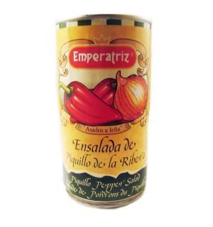 ENSALADA EMPERATRIZ PIMIENT. PIQ.LT.390G