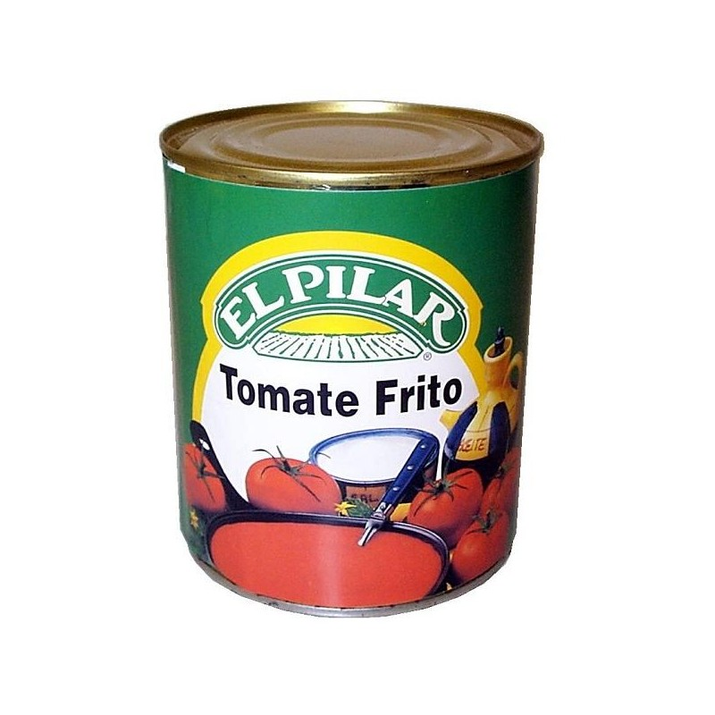 TOMATE FRITO PILAR LT. 2.6 KG