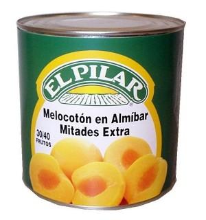 MELOCOTON PILAR ALMIB. 30/40 LT. 2.65 KG