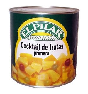 COCTEL DE FRUTAS PILAR LT. 2.65 KG