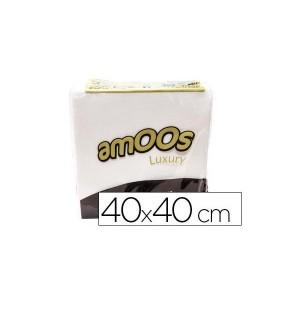 SERVILLETAS ESTELA AMOOS 40*40 2C. 50 UN