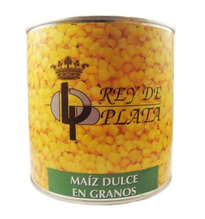 MAIZ REY DE PLATA DULCE GRANO 2.6 KG