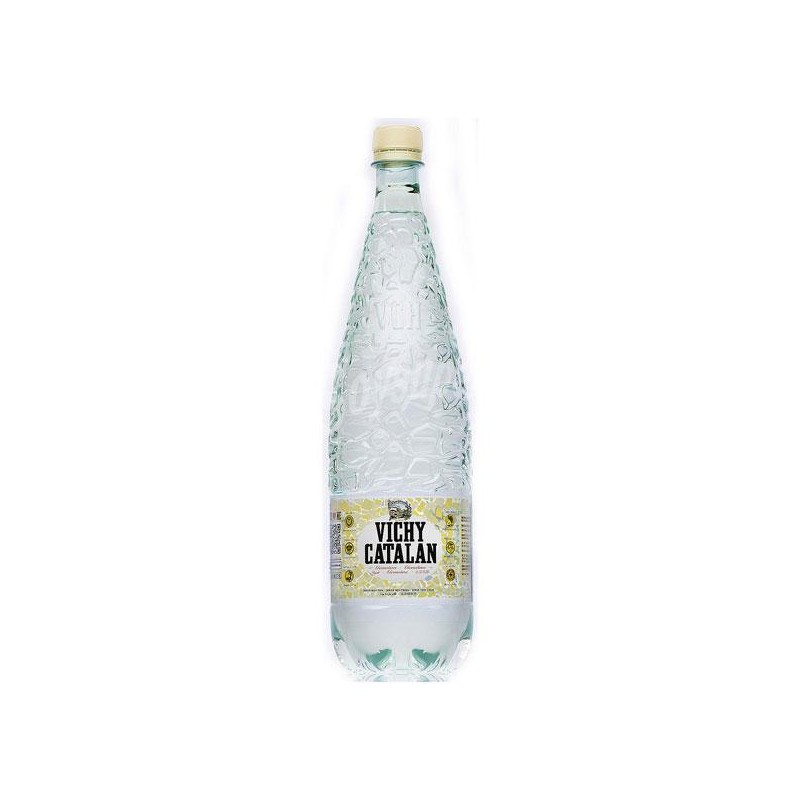 AGUA MIN. VICHY CATALAN PET. 1.25 L