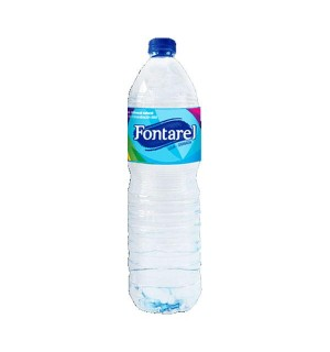 AGUA MIN. FONTAREL PET 1.5 L