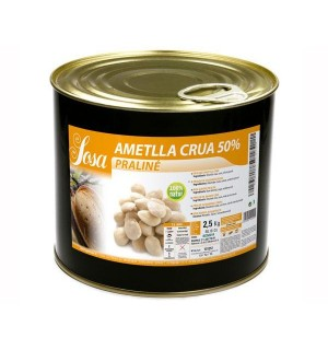 PRALINE ALMENDRA SOSA CRUDA 50% LT.2.3K