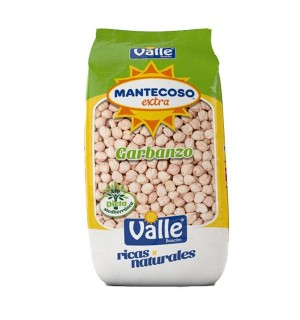 GARBANZO VALLE CASTELLANO MANTECOSO 1KG