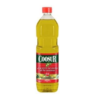 ACEITE OLIVA COOSUR 0.4º 1 L