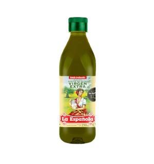ACEITE OLIVA ESPAÑOLA VIR.EXT.PET 250 ML