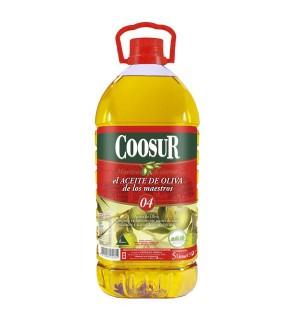 ACEITE OLIVA COOSUR 0.4º 5 L