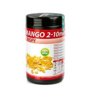 CRISPY SOSA MANGO 2-10 MM 250 GR