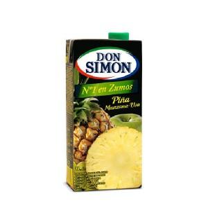 ZUMO D.SIMON PIÑA-MANZ-UVA BK. 1 L