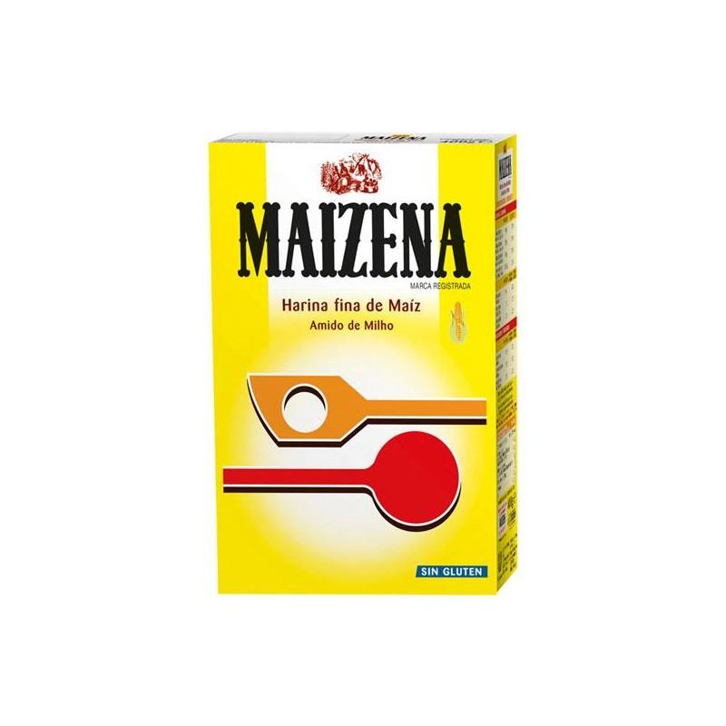 MAIZENA HARINA FINA MAIZ 400 GR