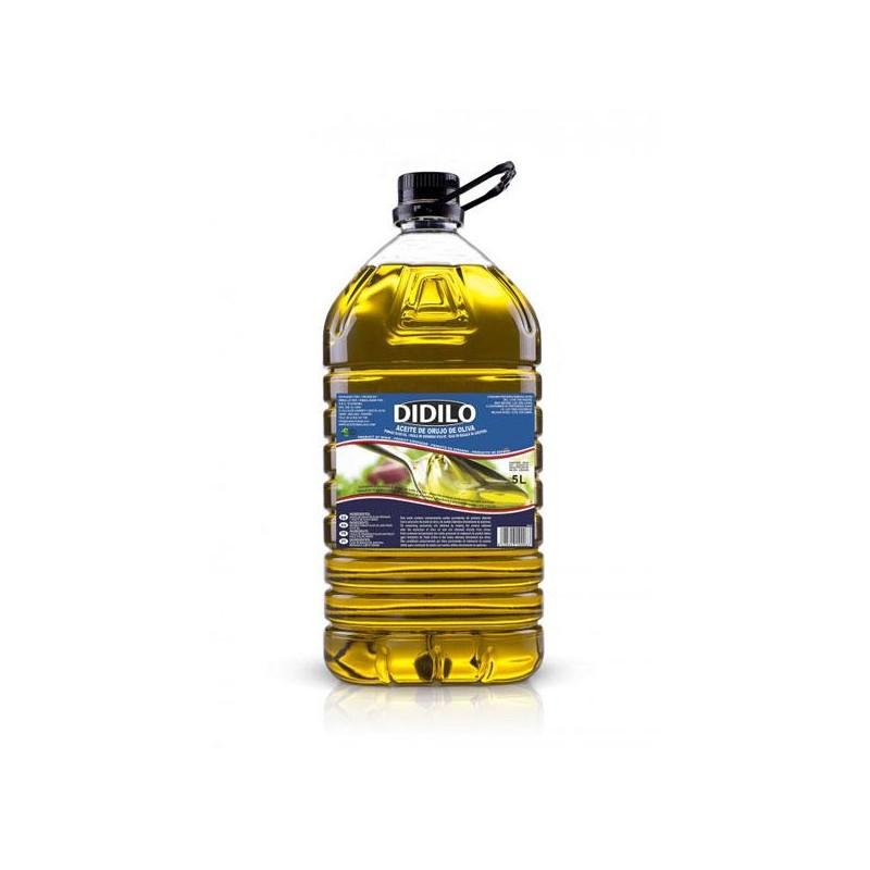 ACEITE ORUJO-OLIVA DIDILO  5 L