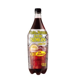 TINTO VERANO DON SIMON 0,0 LIMON 1.5 L