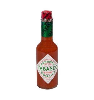 SALSA TABASCO MC.ILHENNY CO. 150 ML
