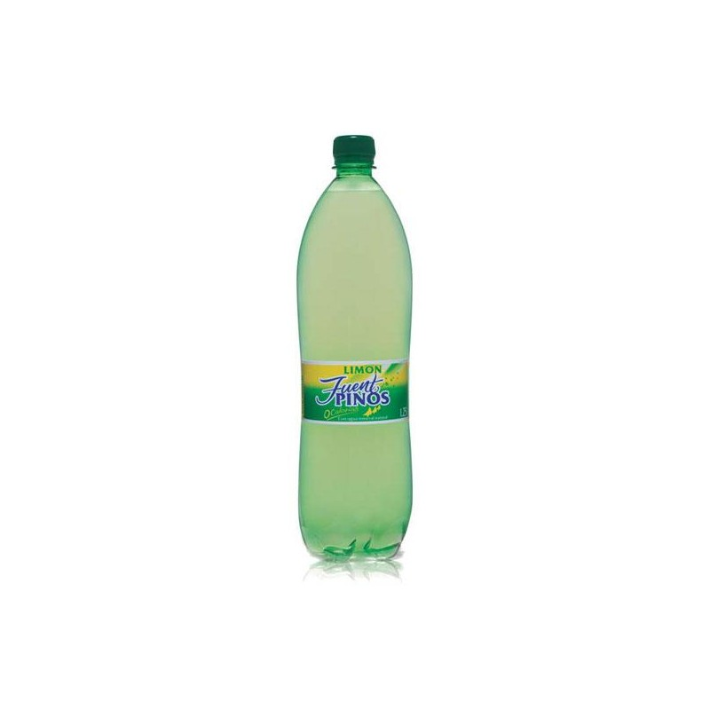 REFRESCO FUENTPINOS LIMON 1.25 L