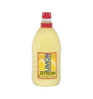 CONCENTRADO ZITRON LIMON 2 L