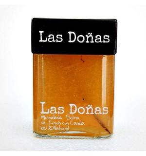 MERMELADA DOÑAS LIMON-CANELA EXTRA 265GR