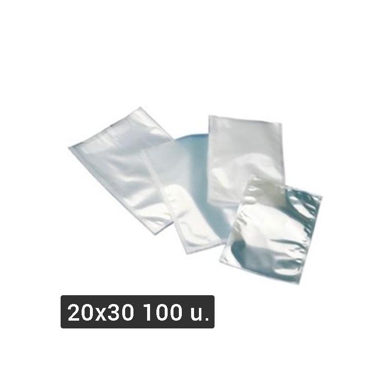 BOLSA VACIO 20*30 90 MC 100 UN