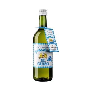 VINO EL GUISO COCINA BAJO ALCOHOL 75 CL