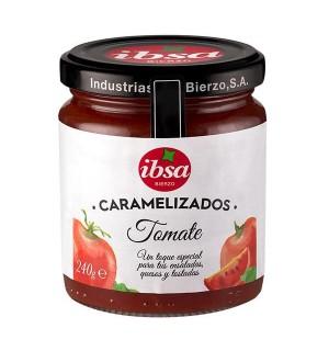 TOMATE IBSA CARAMELIZADO BT.240 GR