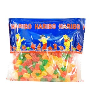 GOMINOLAS HARIBO BLANDOSITOS 1 KG