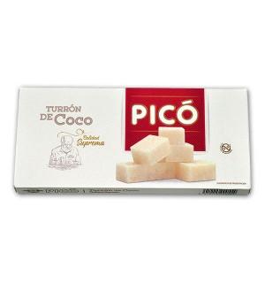 TURRON PICO COCO SUPR. 200 GR