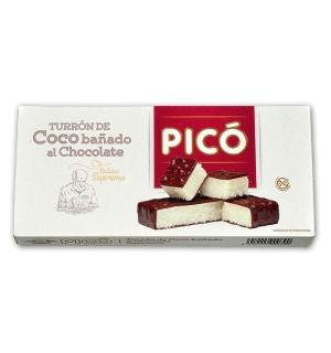 TURRON PICO COCO CHOCO SUPR. 200 GR