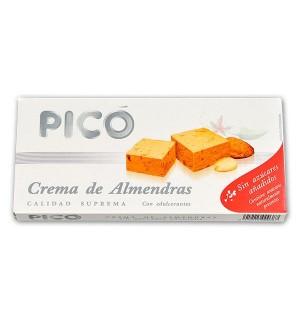 TURRON PICO CREMA ALMEND.S/AZ SUPR.200G