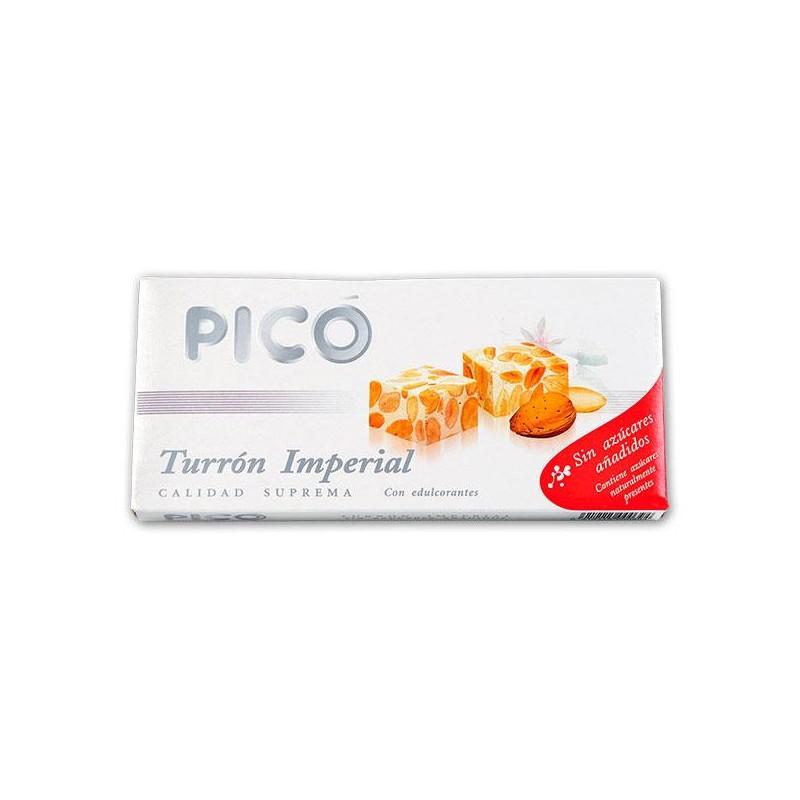 TURRON PICO IMPERIAL S/AZ SUPR.200 GR