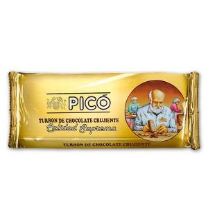TURRON PICO CHOCOLAT.CRUJIENT.SUPR.200GR