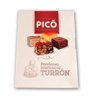 TURRON PICO PORCIONES SURTIDAS SUPR.200G