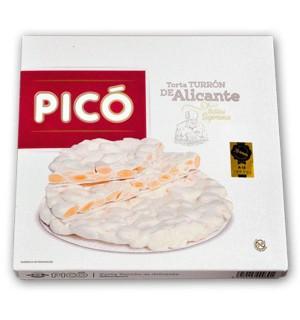 TORTA PICO TURRON ALICANTE SUPR. 200 GR