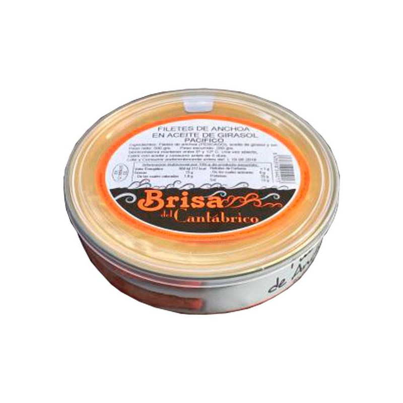 ANCHOAS BRISA AC.GIR.PACIFICO RO-500
