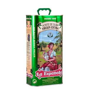 ACEITE OLIVA ESPAÑOLA VIR.EXT. LATA 5 L