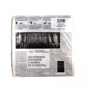 PAPEL PERIODICO ANTIGRASA 31X31 1000U
