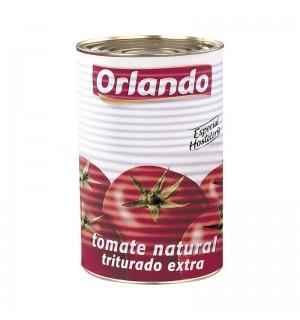 TOMATE NAT. TRITURADO ORLANDO LT. 4 KG