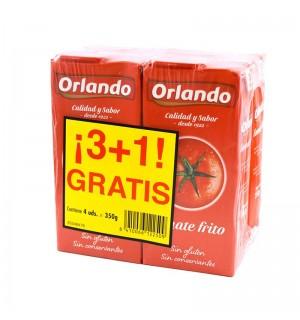 TOMATE FRITO ORLANDO BK.350G 3+1