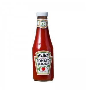 KETCHUP HEINZ BOTE CRISTAL 342 GR