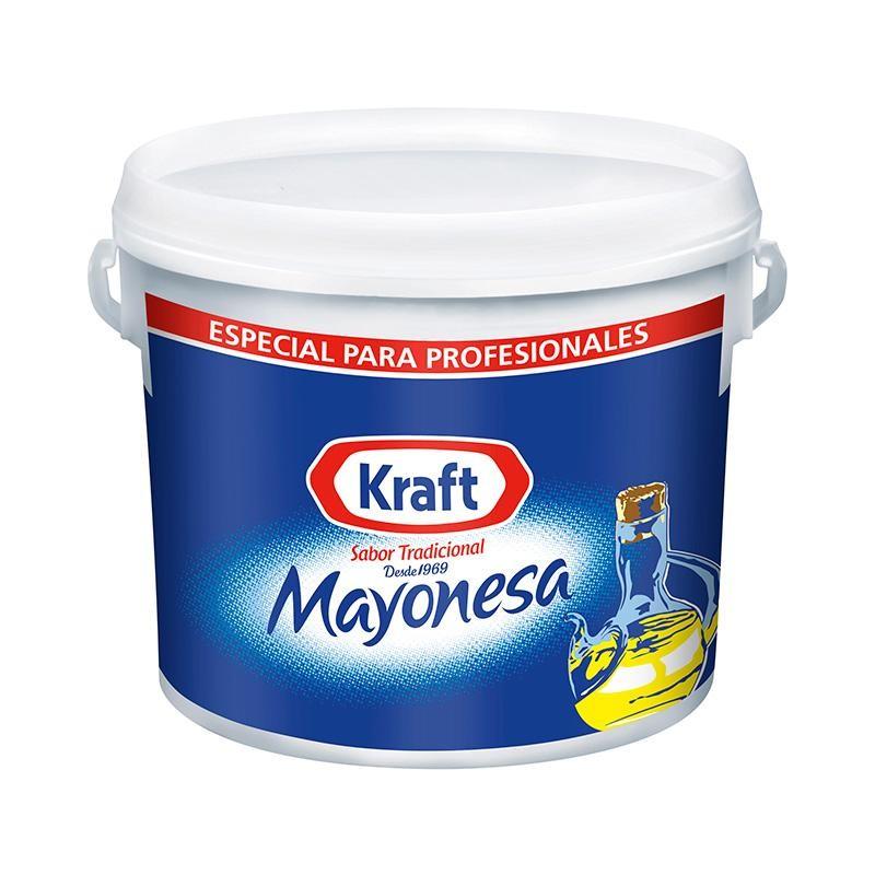 MAYONESA KRAFT CUBO 3.7 L