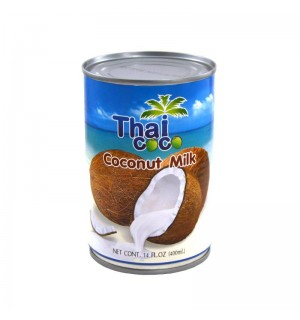 LECHE COCO THAI LAT. 400 ML