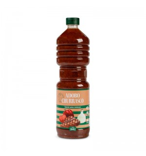 ADOBO JR F.SUAREZ CHURRASCO PET.1 L