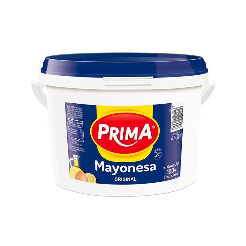MAYONESA PRIMA CUBO 4.4 L