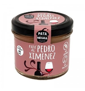 PATE PATA NEGRA PEDRO XIMENEZ BT.110 GR